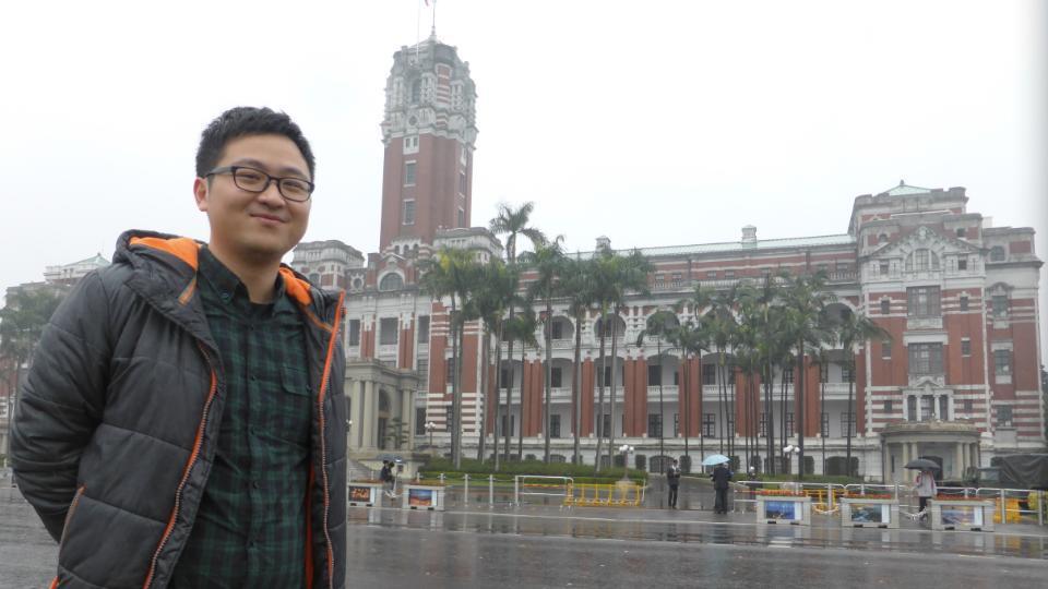 【携程攻略】台湾台北总统府好玩吗