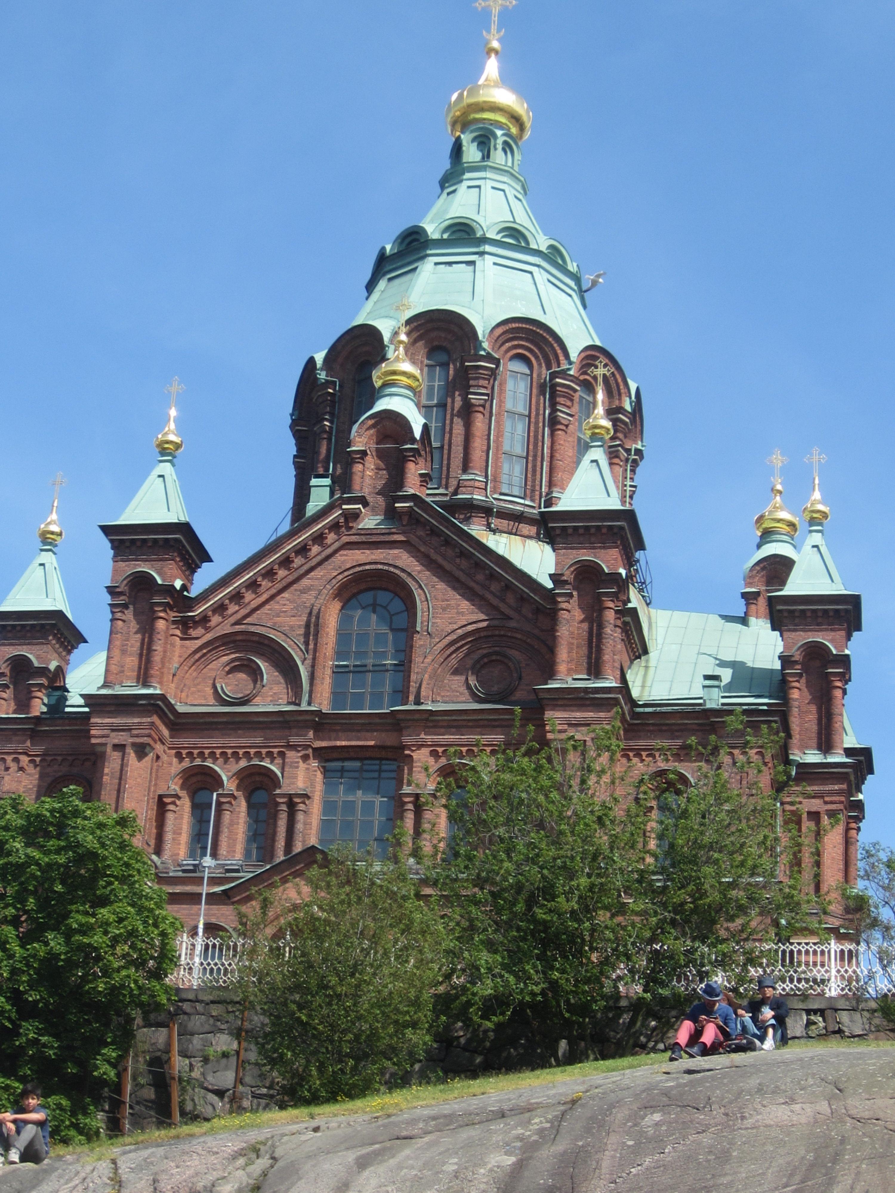 北欧外观建筑简单素材