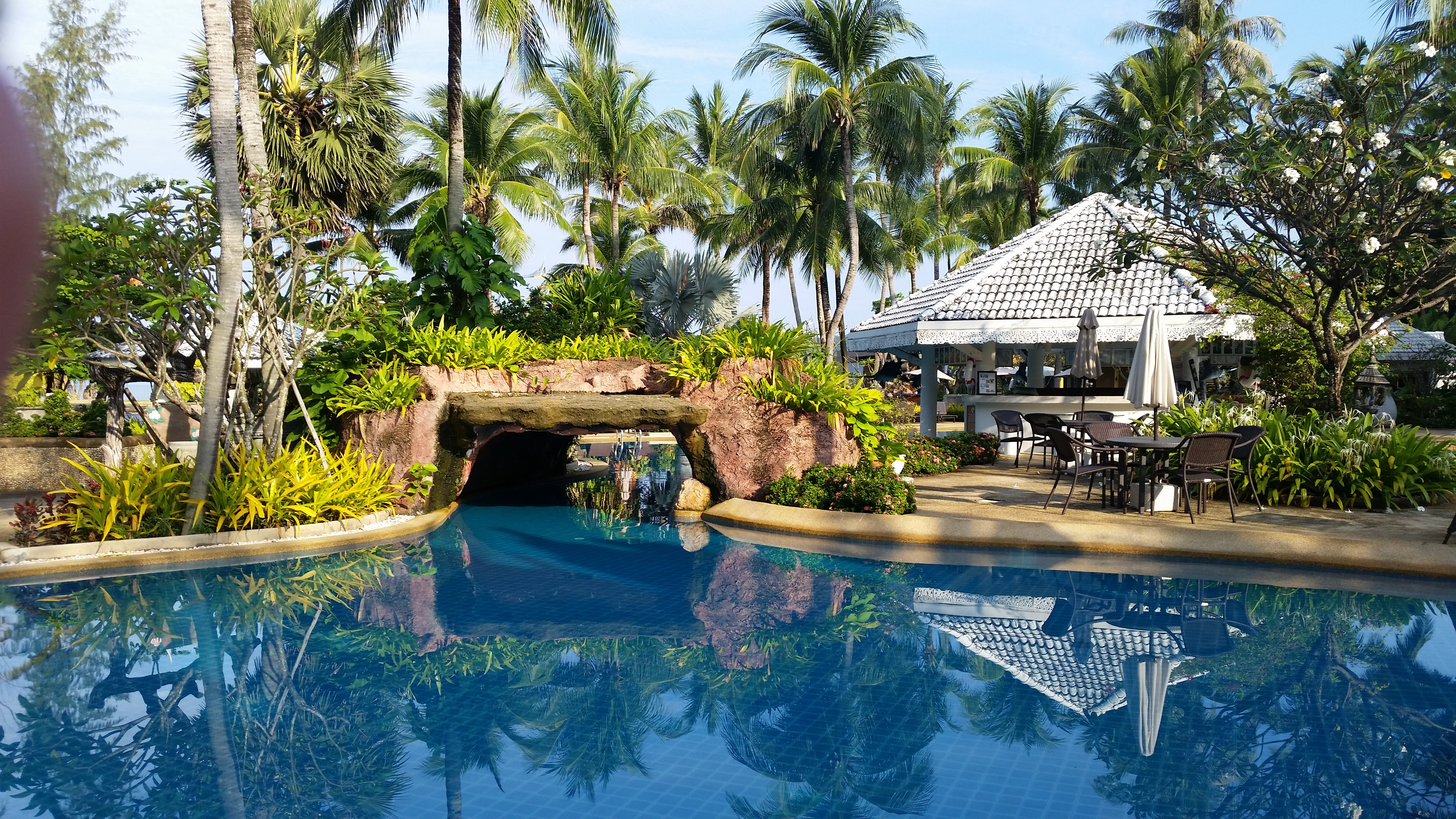 thavornpalmbeachresort(普吉岛塔夫棕榈海滩度假村)别墅浅水湾怎么样宁波图片