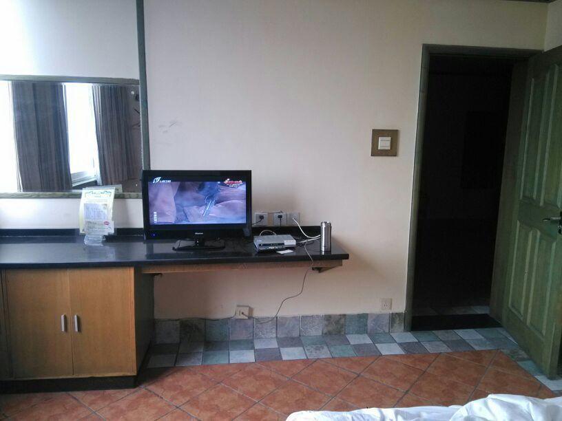 宾馆电视信号接线图