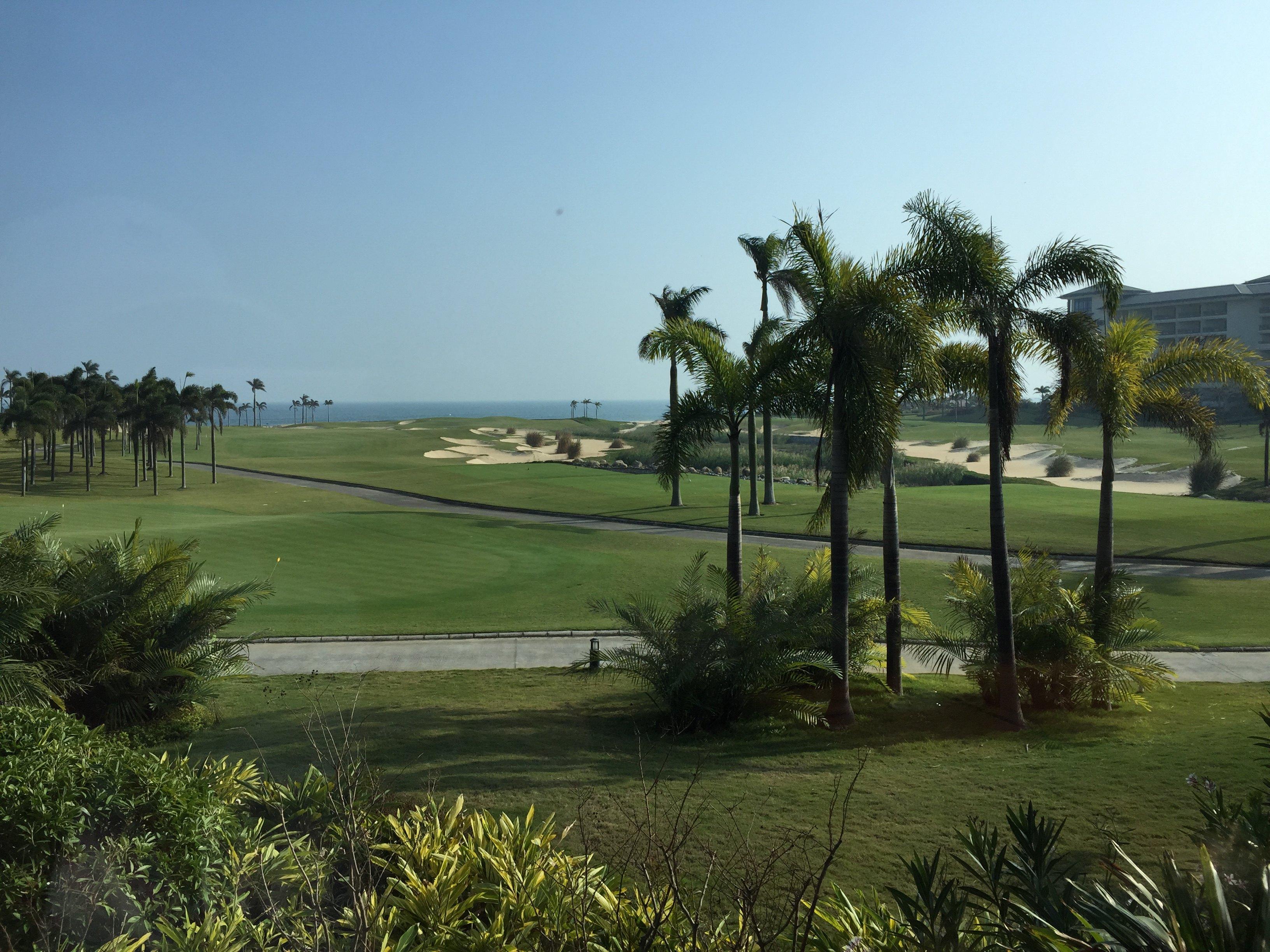 保利南海1号高尔夫球会