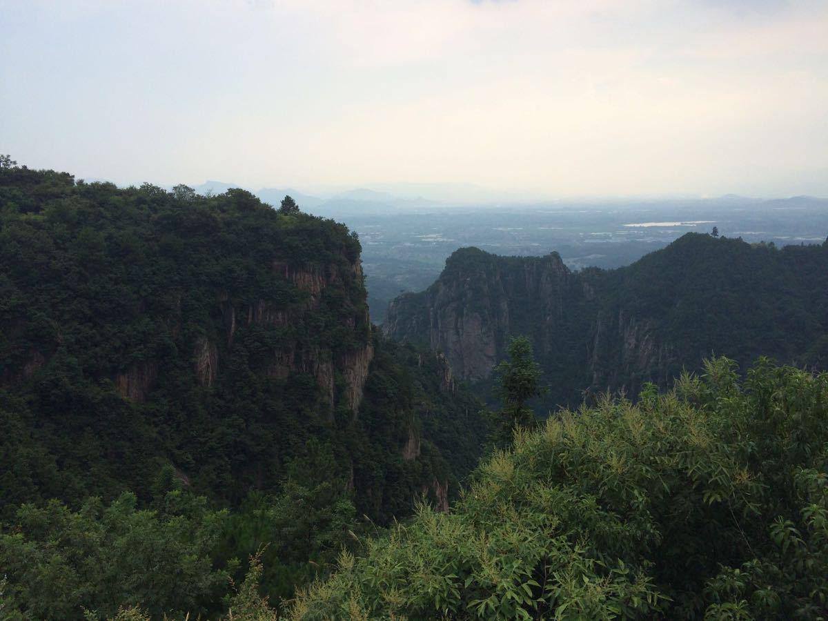 天台山风景区