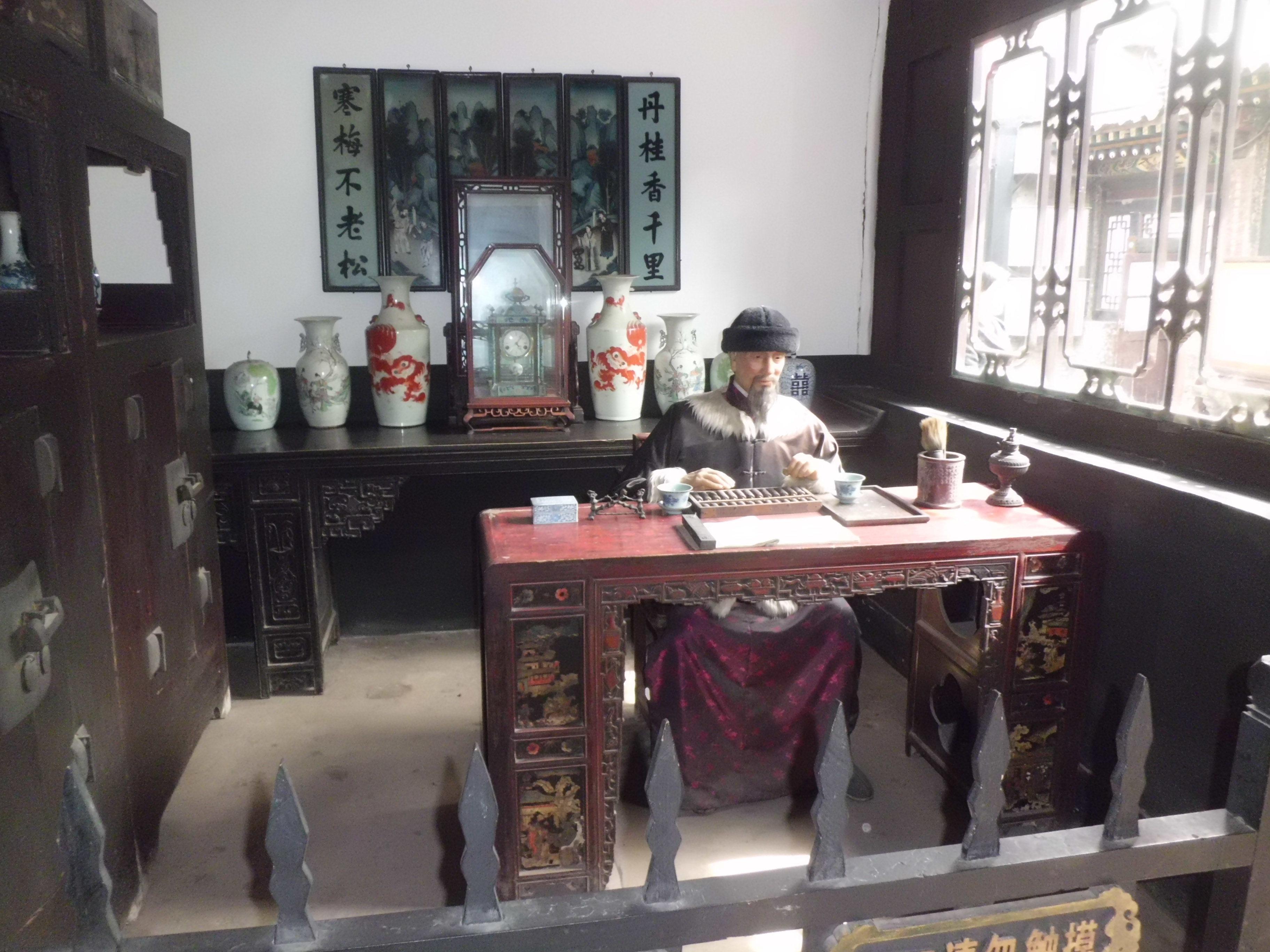 晋中核桃木家具图片