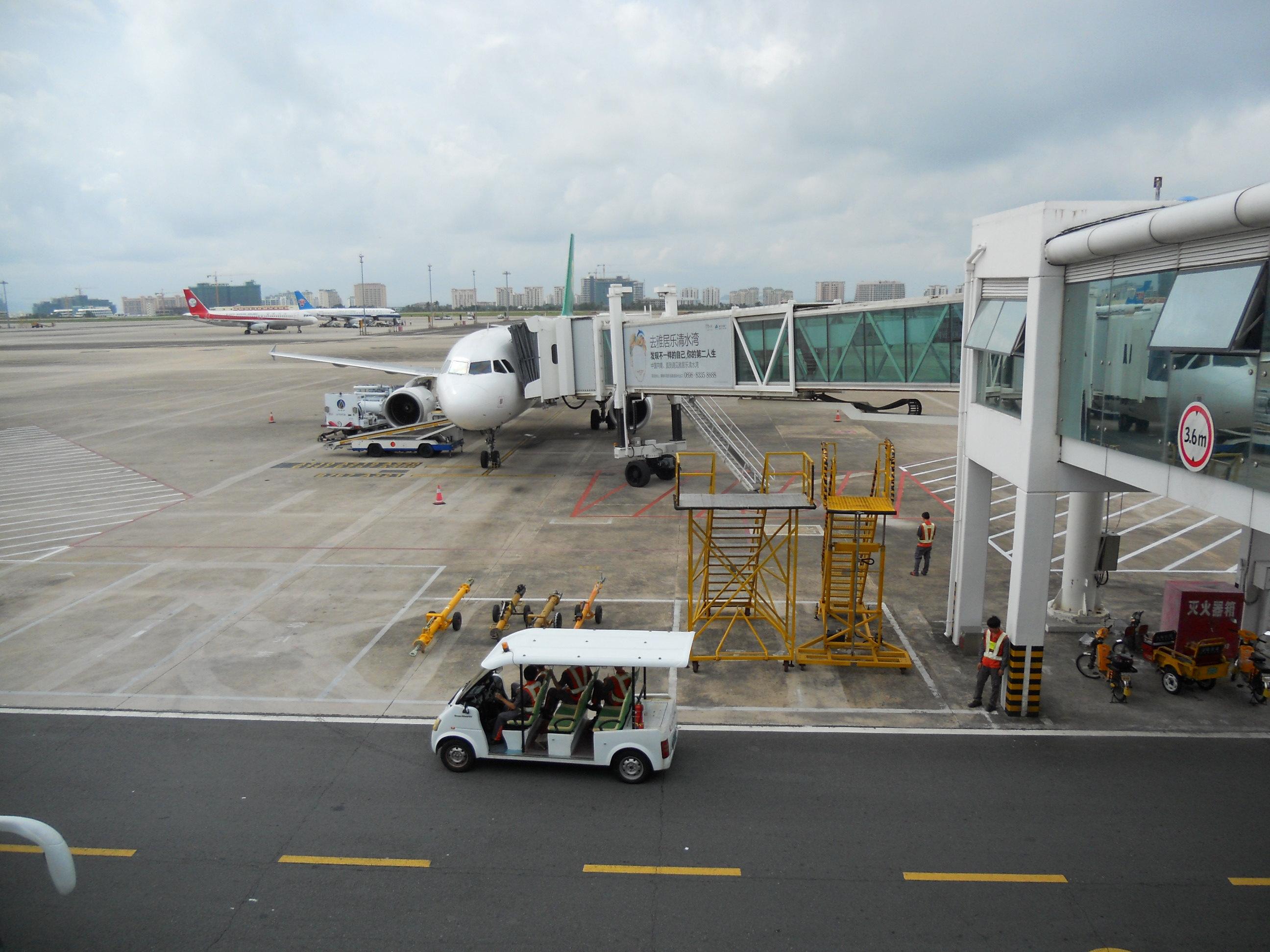 【携程攻略】海南三亚三亚凤凰国际机场好玩吗