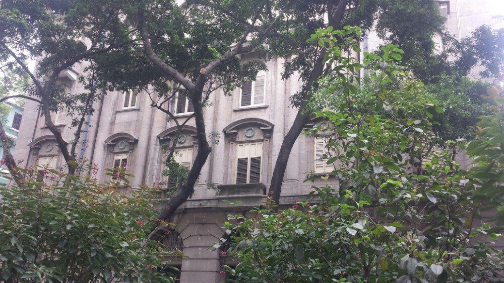 广东欧式建筑群