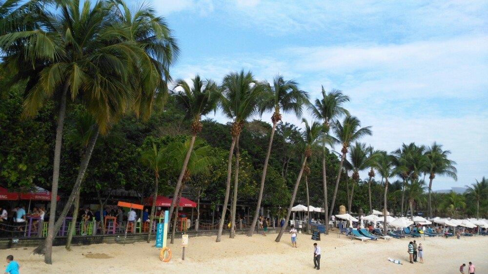【携程攻略】新加坡圣淘沙岛适合单独旅行旅游吗,岛