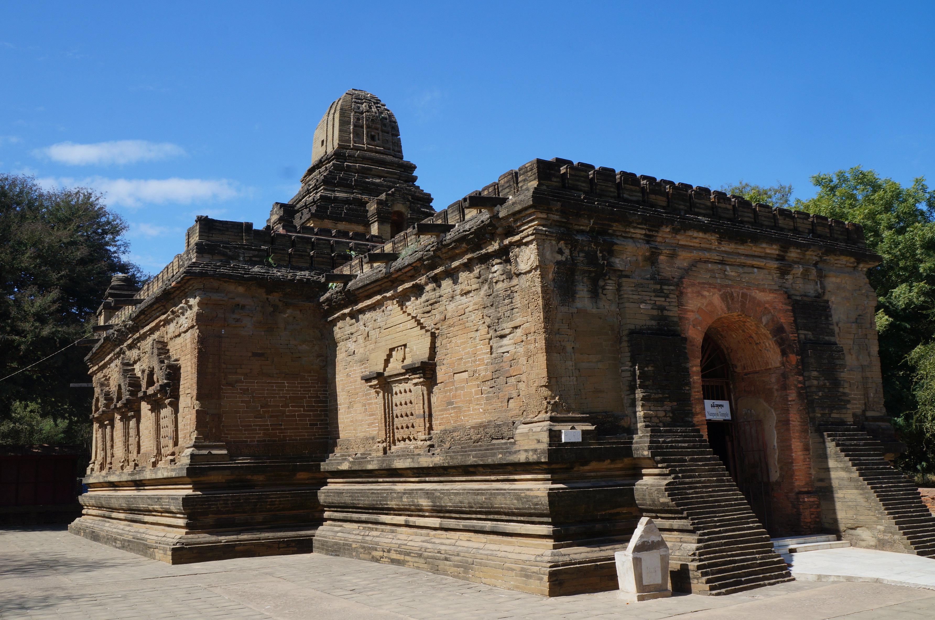 南帕耶寺旅游景点攻略图