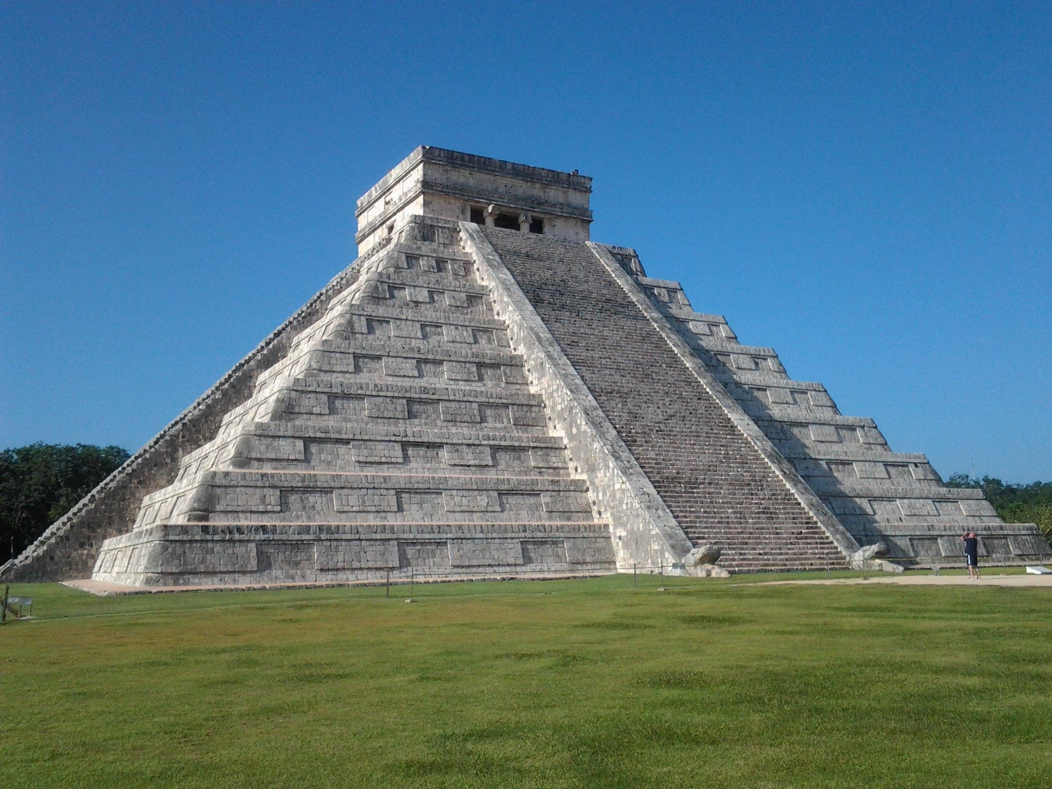 玛雅文化的探索 高清图片