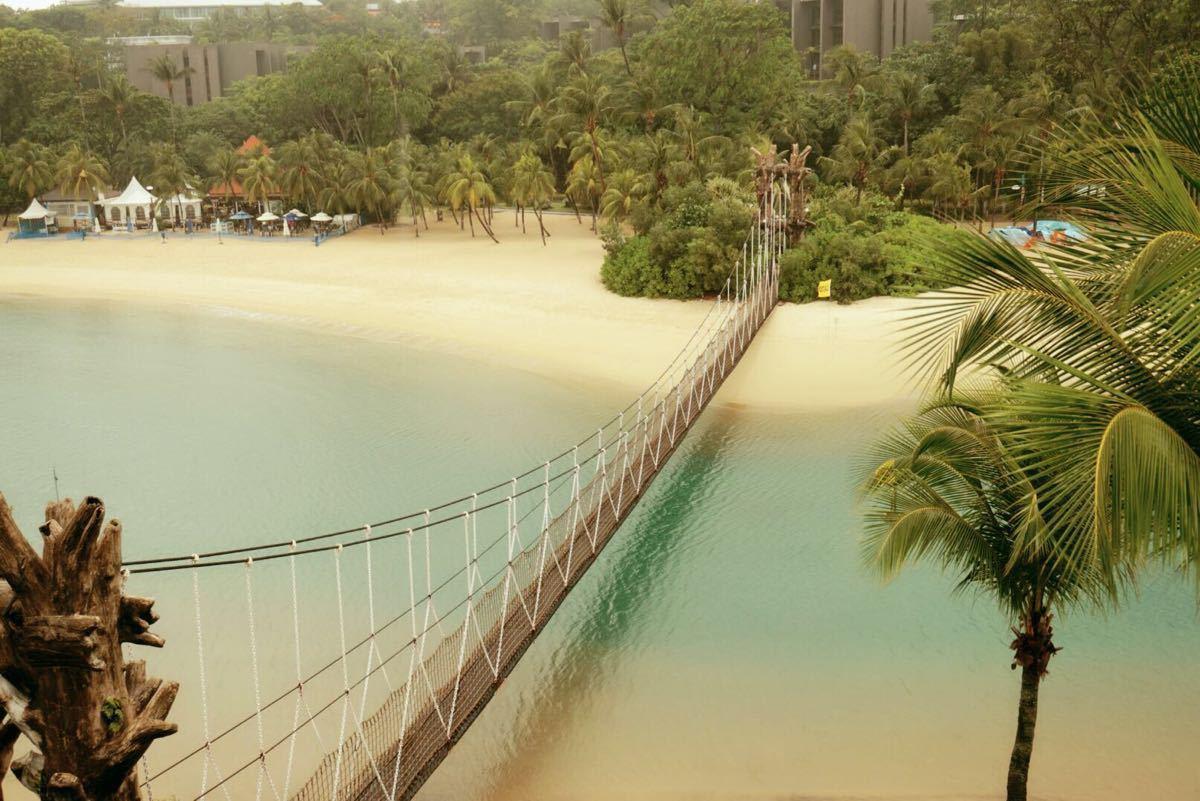 【携程攻略】新加坡圣淘沙岛适合情侣出游旅游吗,岛