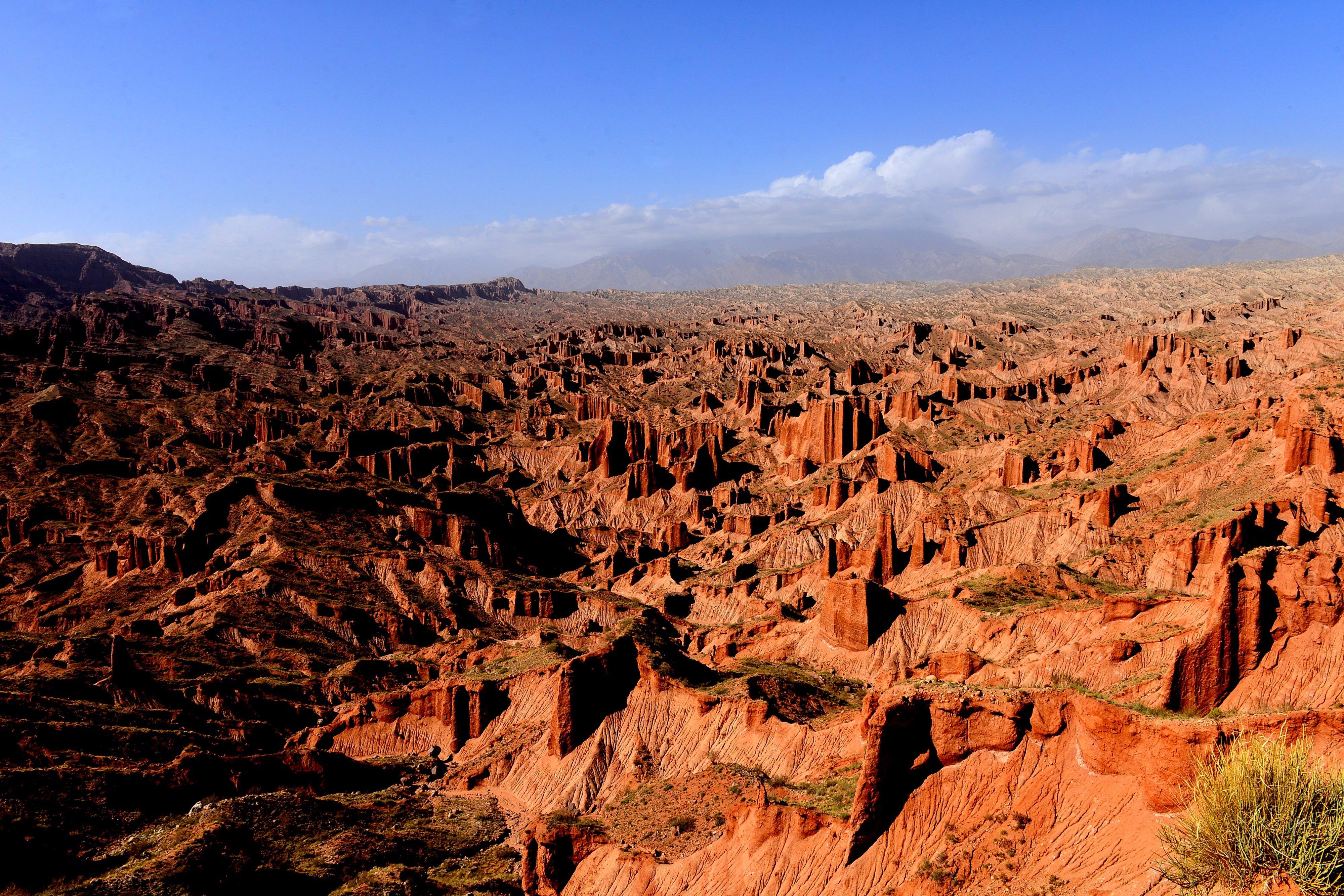 新疆南疆旅游