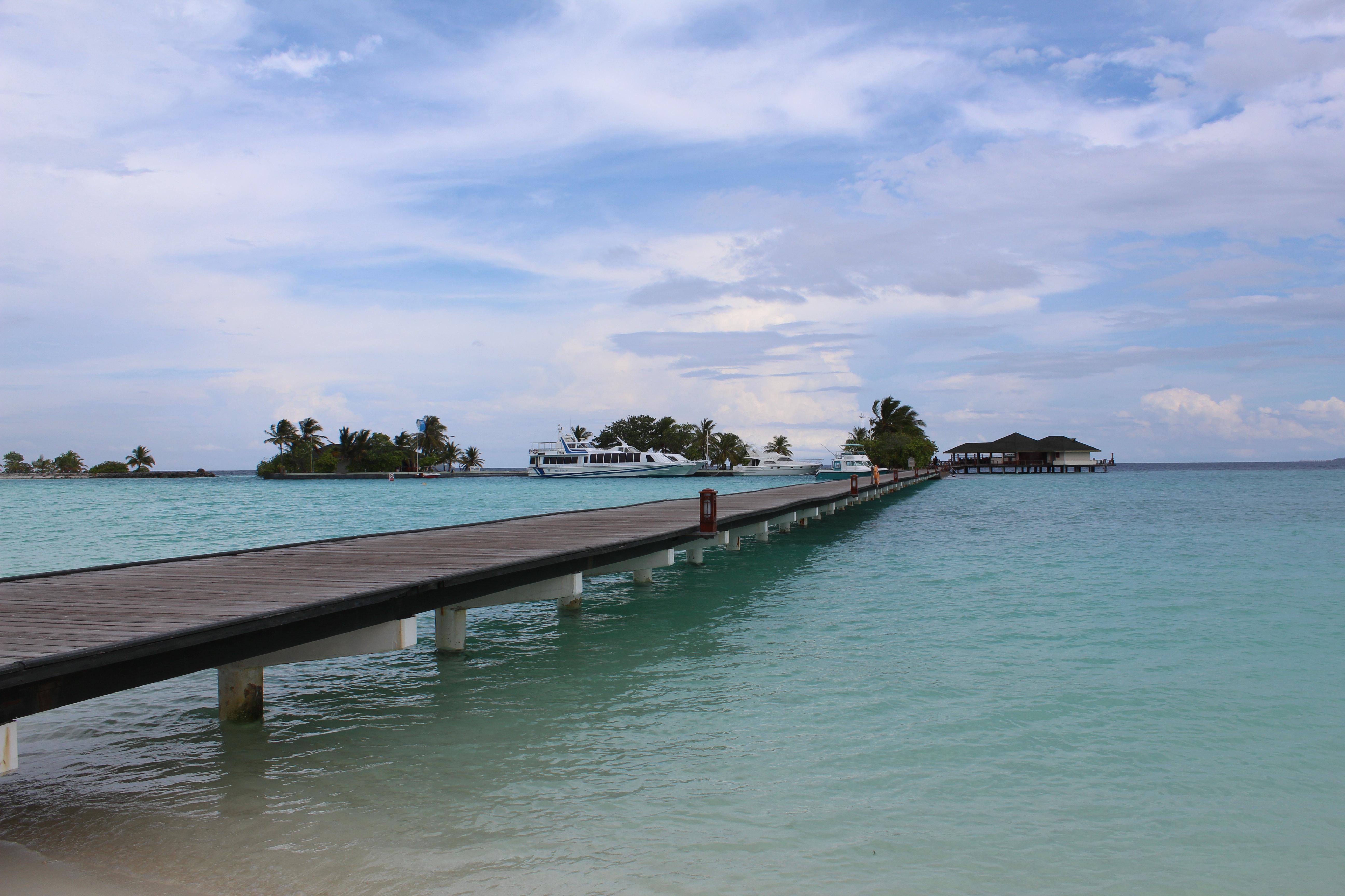 马尔代夫天堂岛度假村我来了(一)