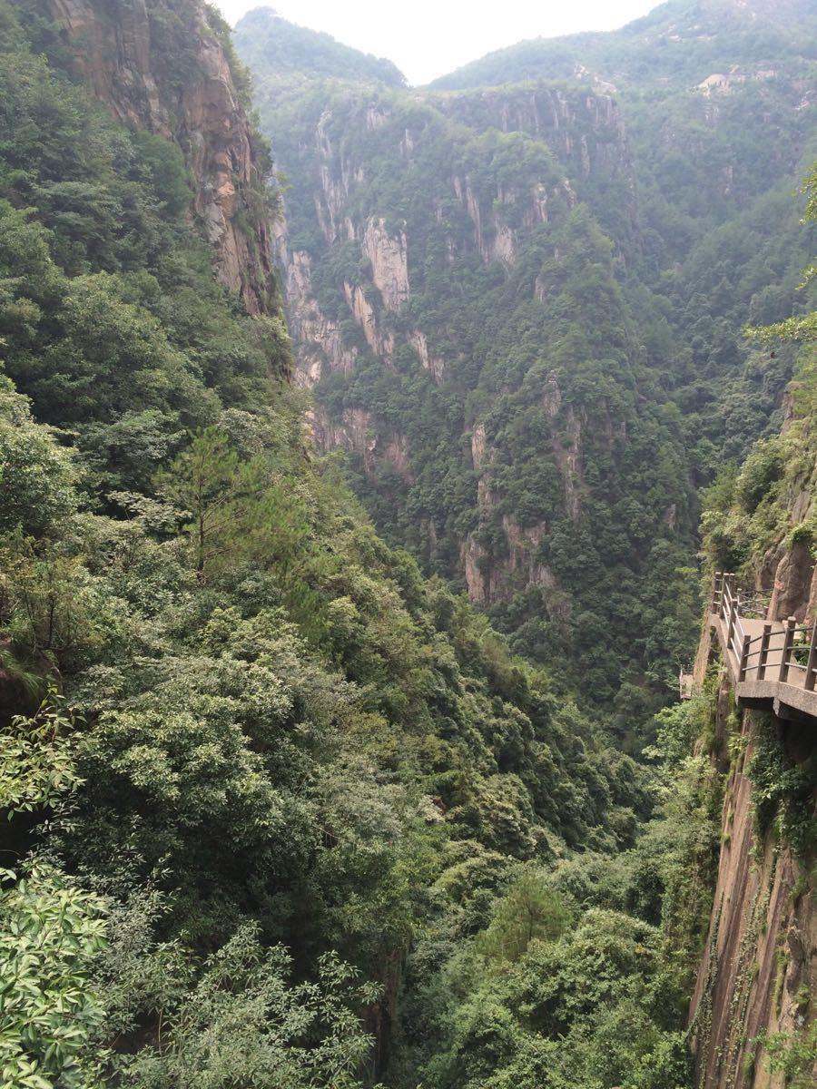 【携程攻略】浙江台州天台山天台山风景区好玩吗