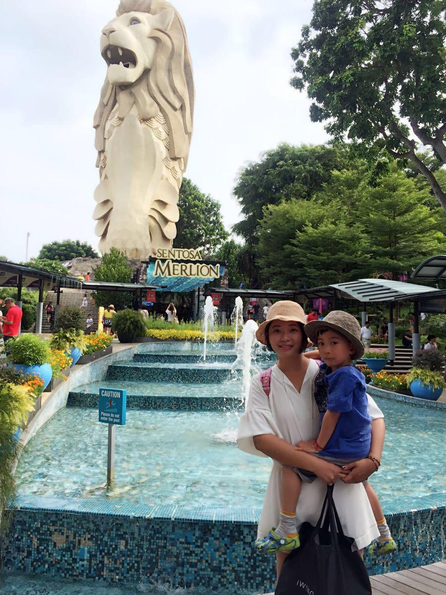 【携程攻略】新加坡圣淘沙岛适合家庭亲子旅游吗,岛