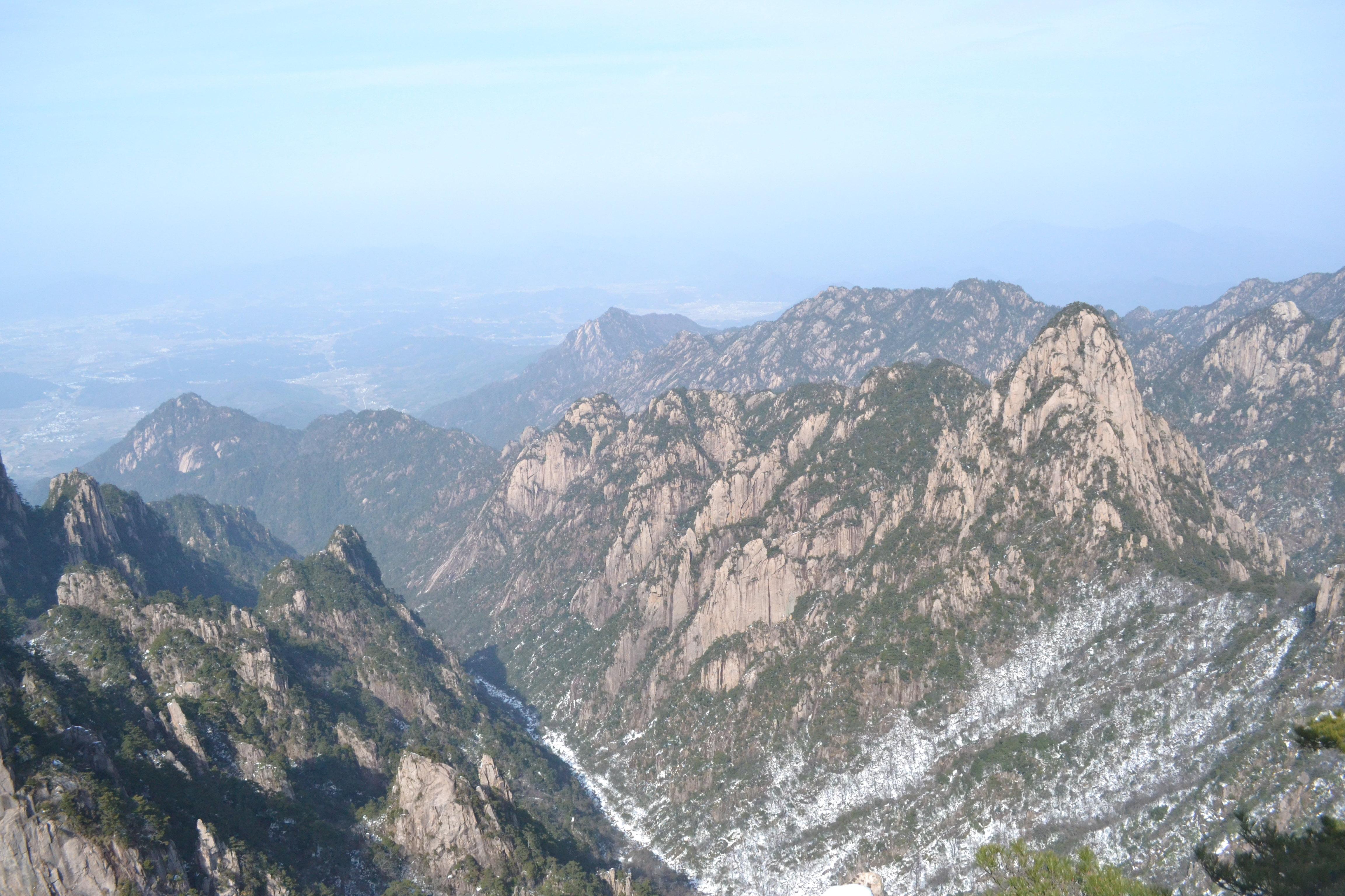 【携程攻略】黄山风景区黄山风景区景点,中国最美的山