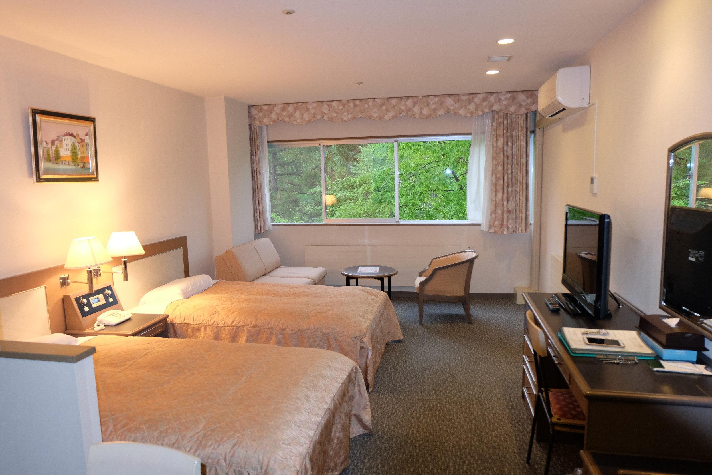 日本卧室装修效果图