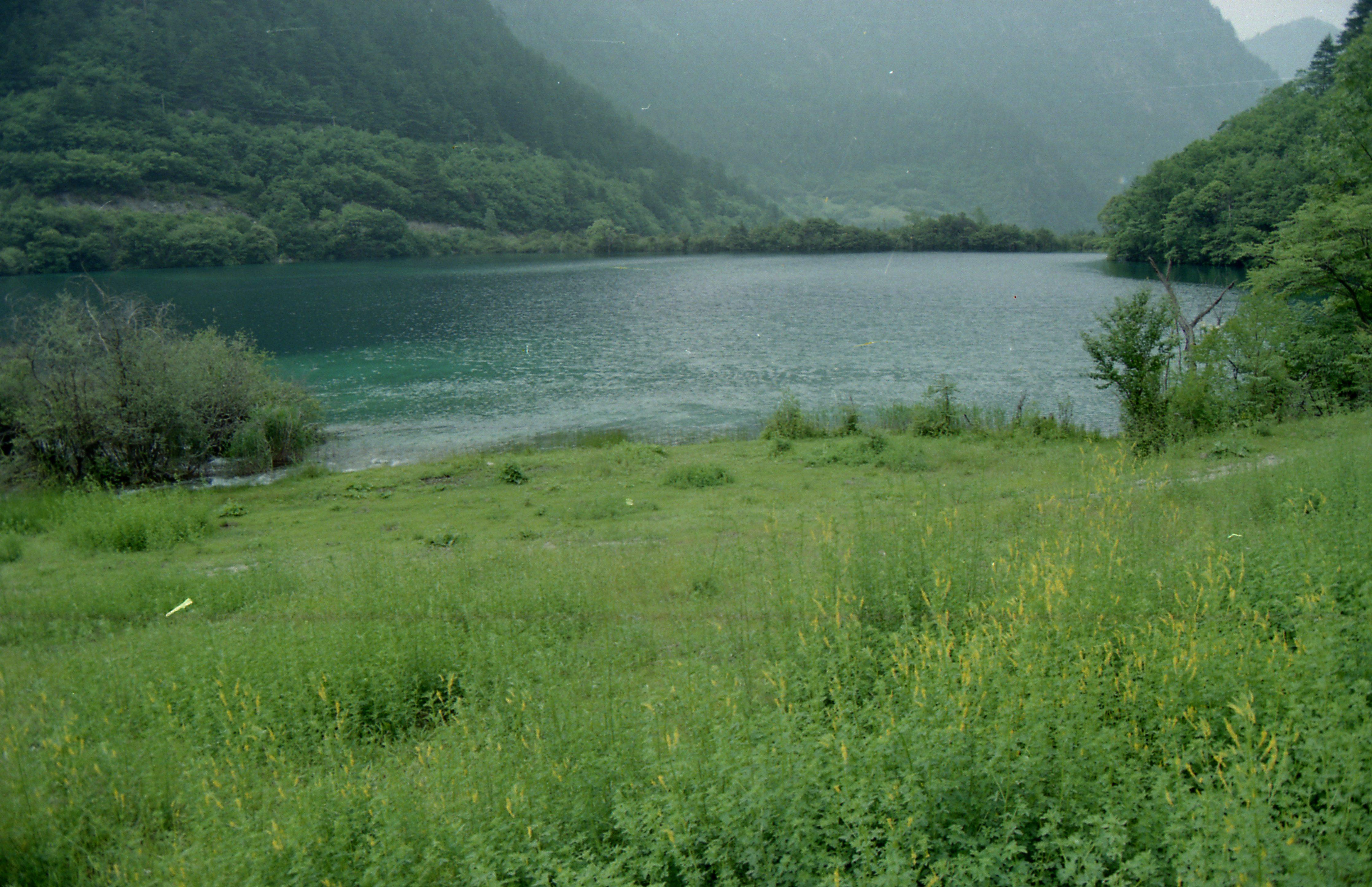 九寨沟最美风景图片图片