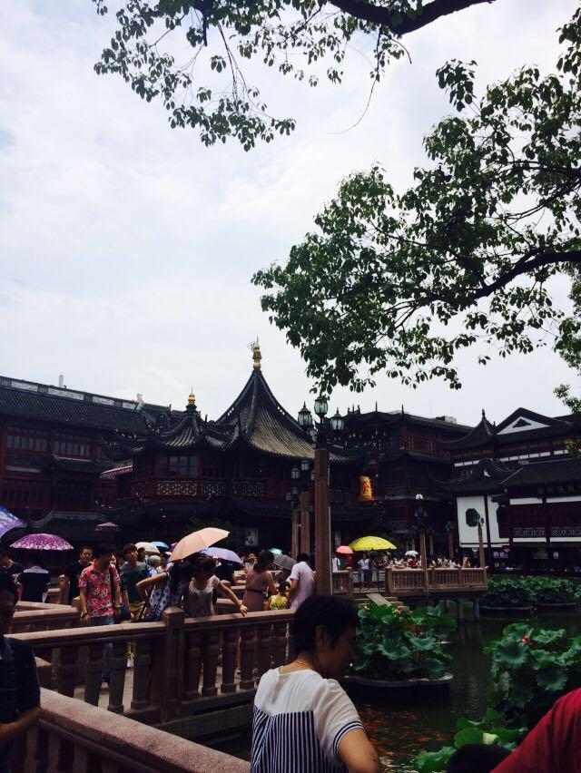 【携程攻略】上海豫园好玩吗,上海豫园景点怎么样