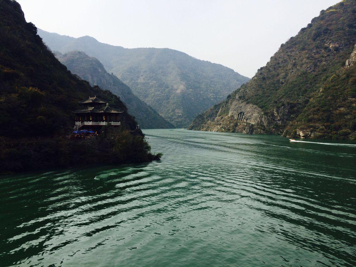 【携程攻略】陕西汉中石门栈道风景区景点