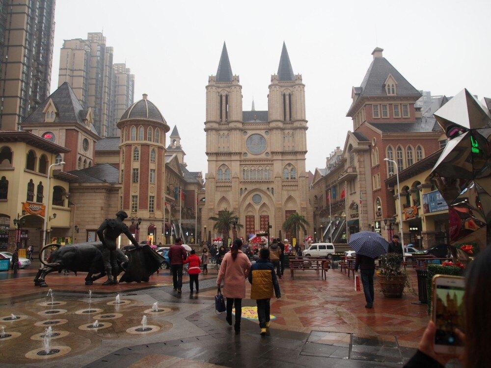 【携程攻略】武汉西班牙风情街怎么样/如何去