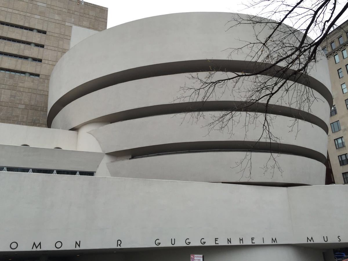 古根海姆博物馆,纽约古根海姆博物馆攻略/地址/图片