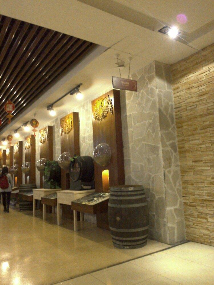 【携程攻略】山东烟台张裕酒文化博物馆好玩吗
