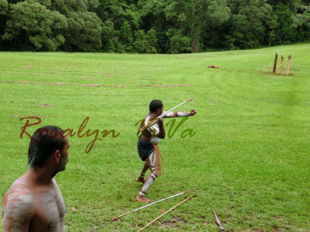 【携程攻略】昆士兰州凯恩斯查普凯土著文化公园好