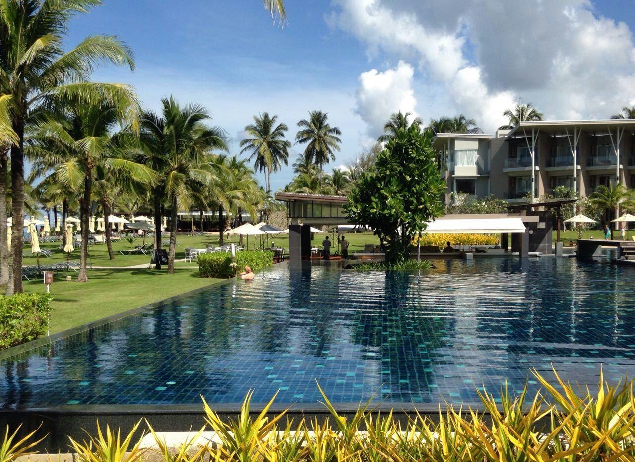 thavornpalmbeachresort(普吉岛塔夫海滩棕榈度假村)入住东南亚别墅图片