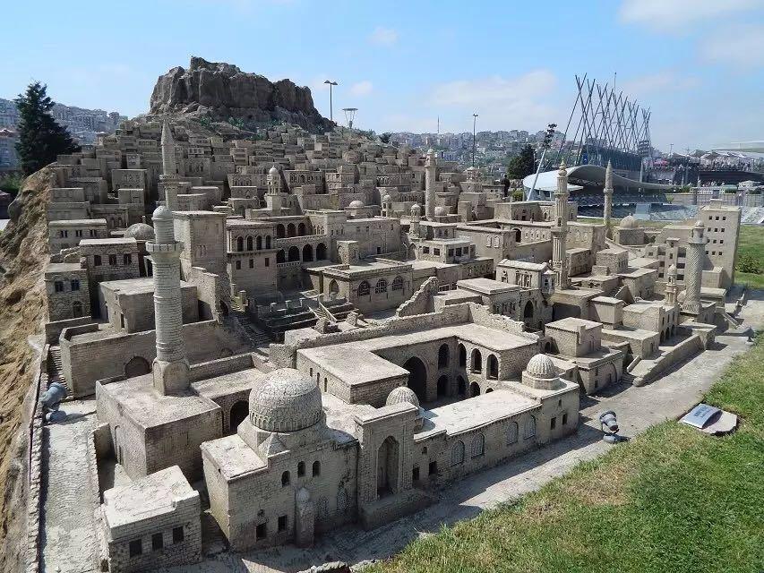 土耳其微观主题公园
