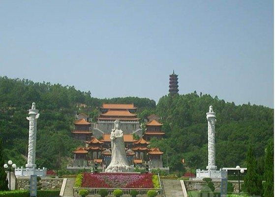 南沙天后宫,广州南沙天后宫攻略 地址 图片 门票 高清图片