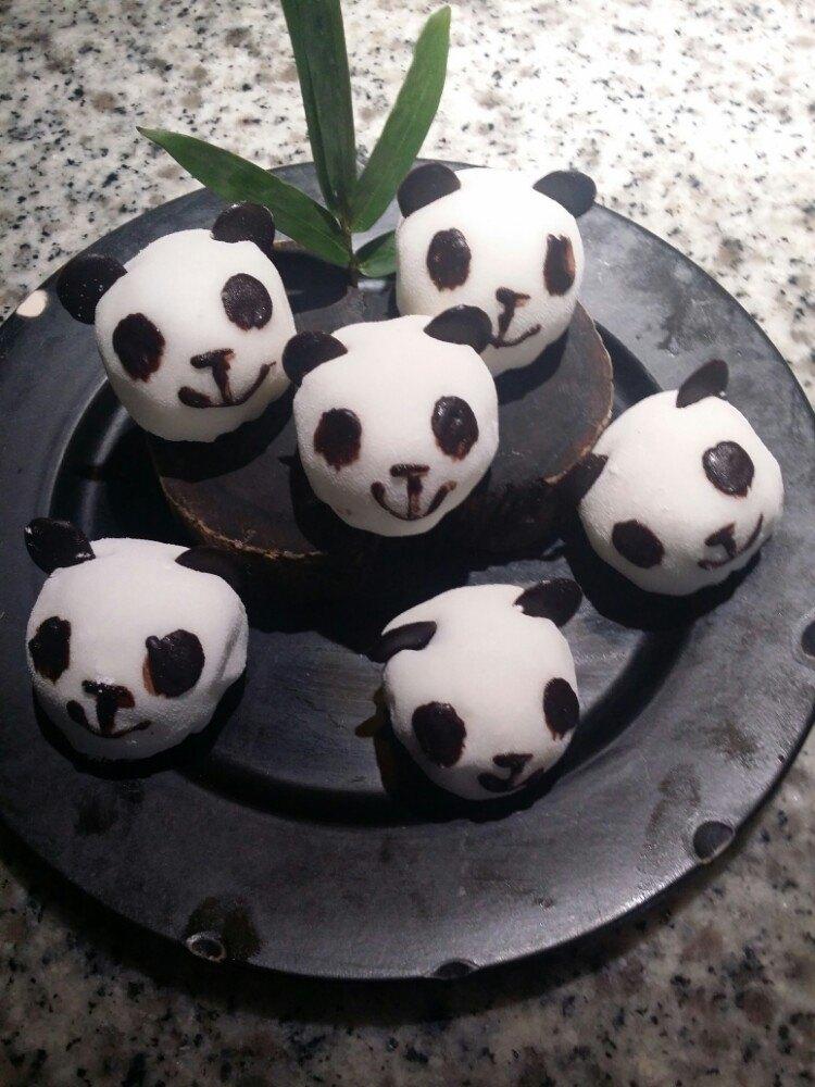 很可爱的小熊猫