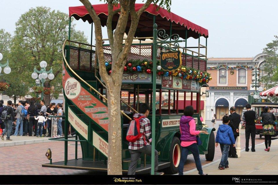 香港最好玩的地方——迪士尼乐园