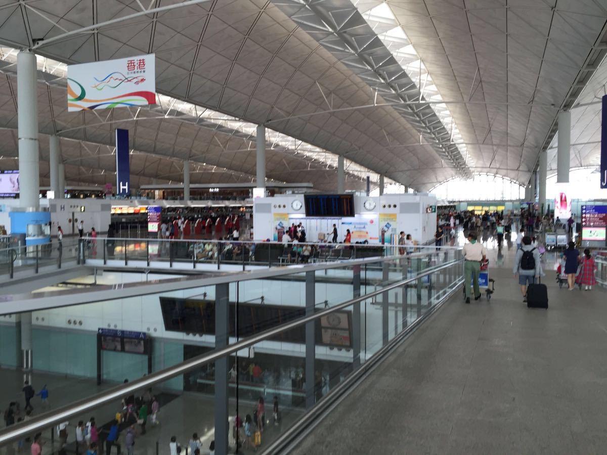 【携程攻略】香港国际机场怎么样/怎么去