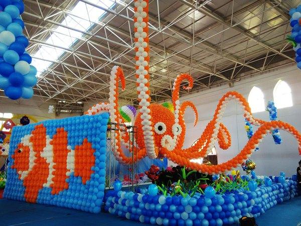 2015凤岭儿童公园气球艺术展4月18日至5