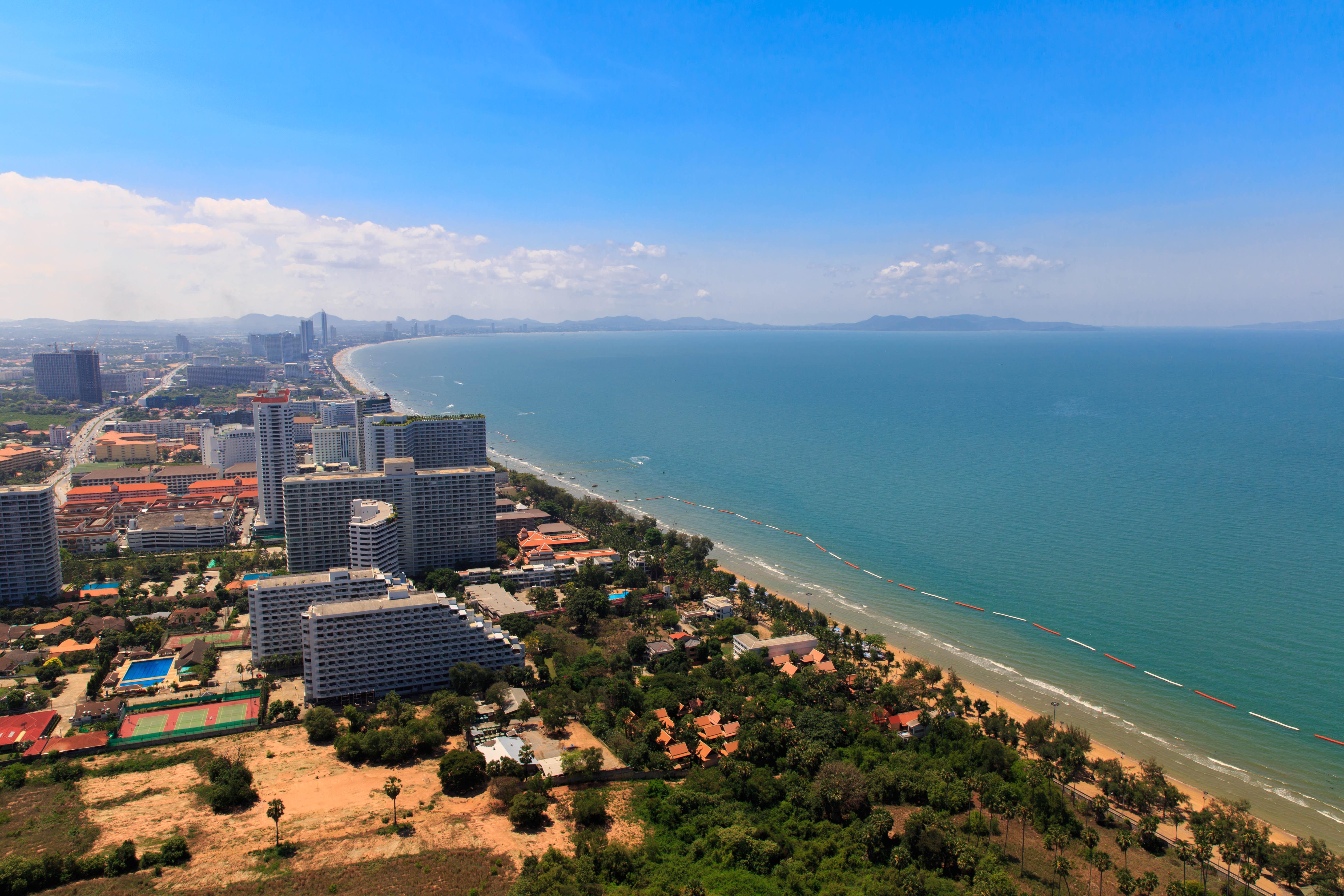 欢乐海岸椰林沙滩-芭提雅海滩 曼谷 芭提雅 沙美岛8日跟团游 3钻 沙美岛