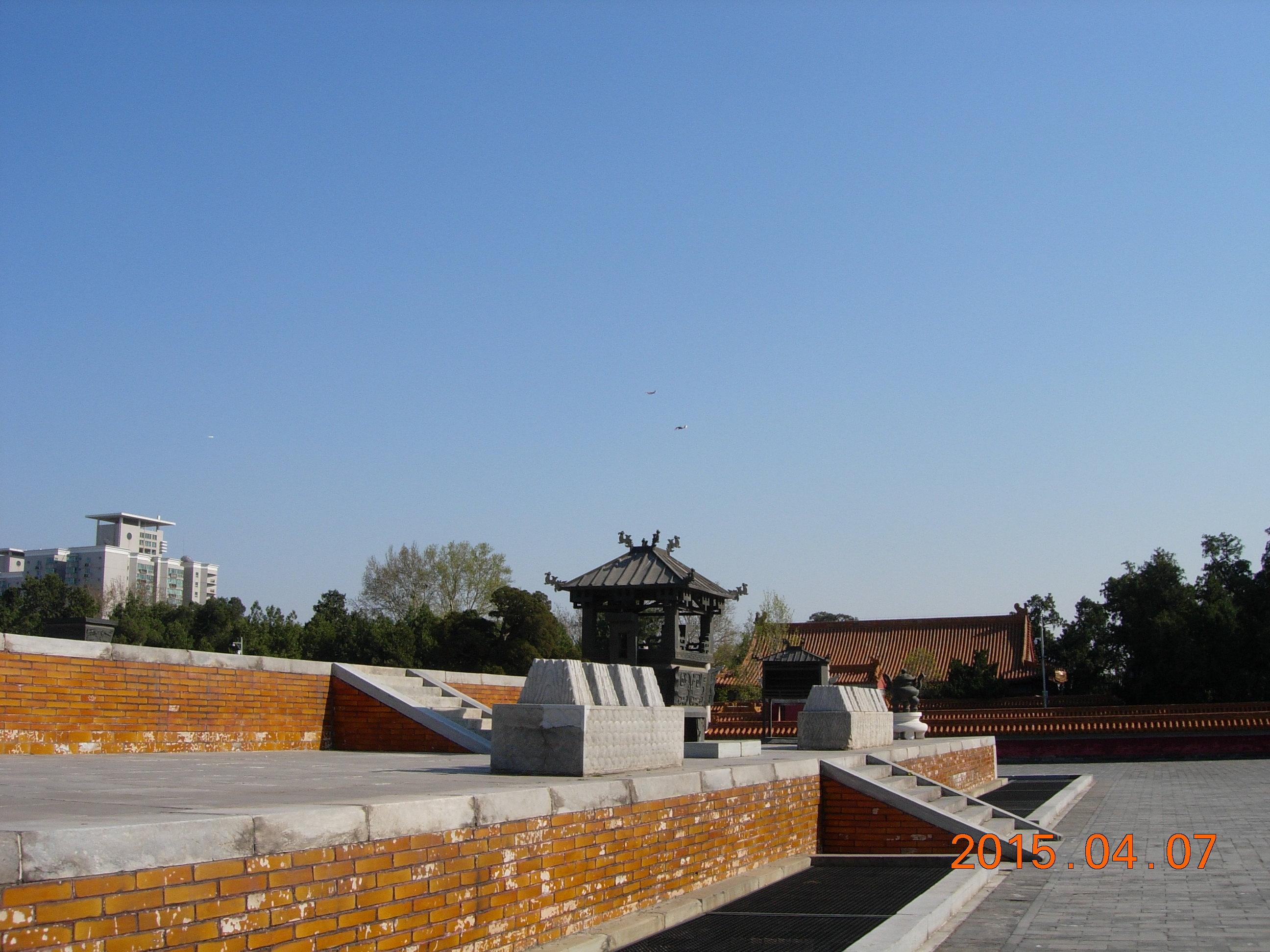 2015,4,7北京雍和宫,孔庙,国子监,地坛公园一日游