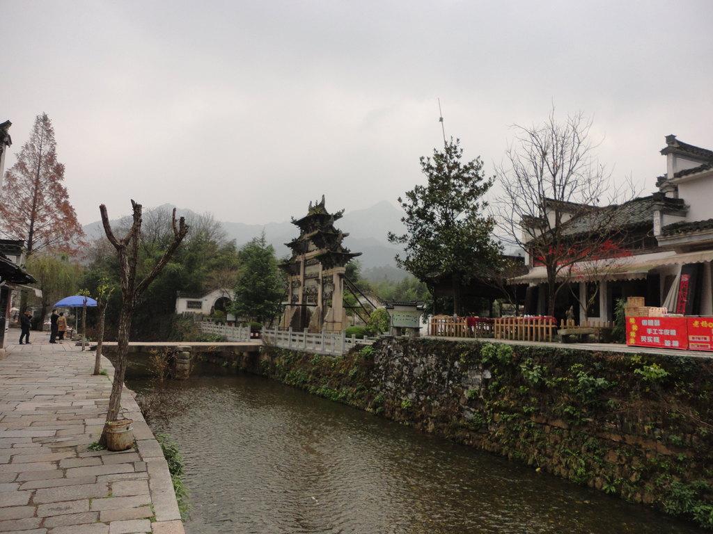 龙川景区,向你讲述一个古代中国梦的故事