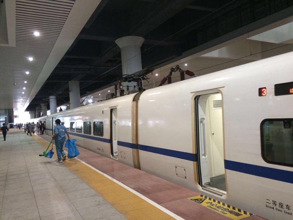 贵阳高铁站                          图片