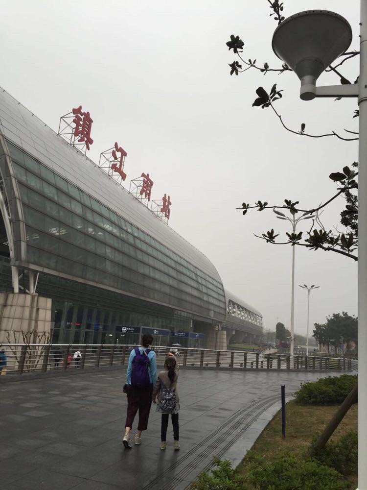扬州汽车南站建设