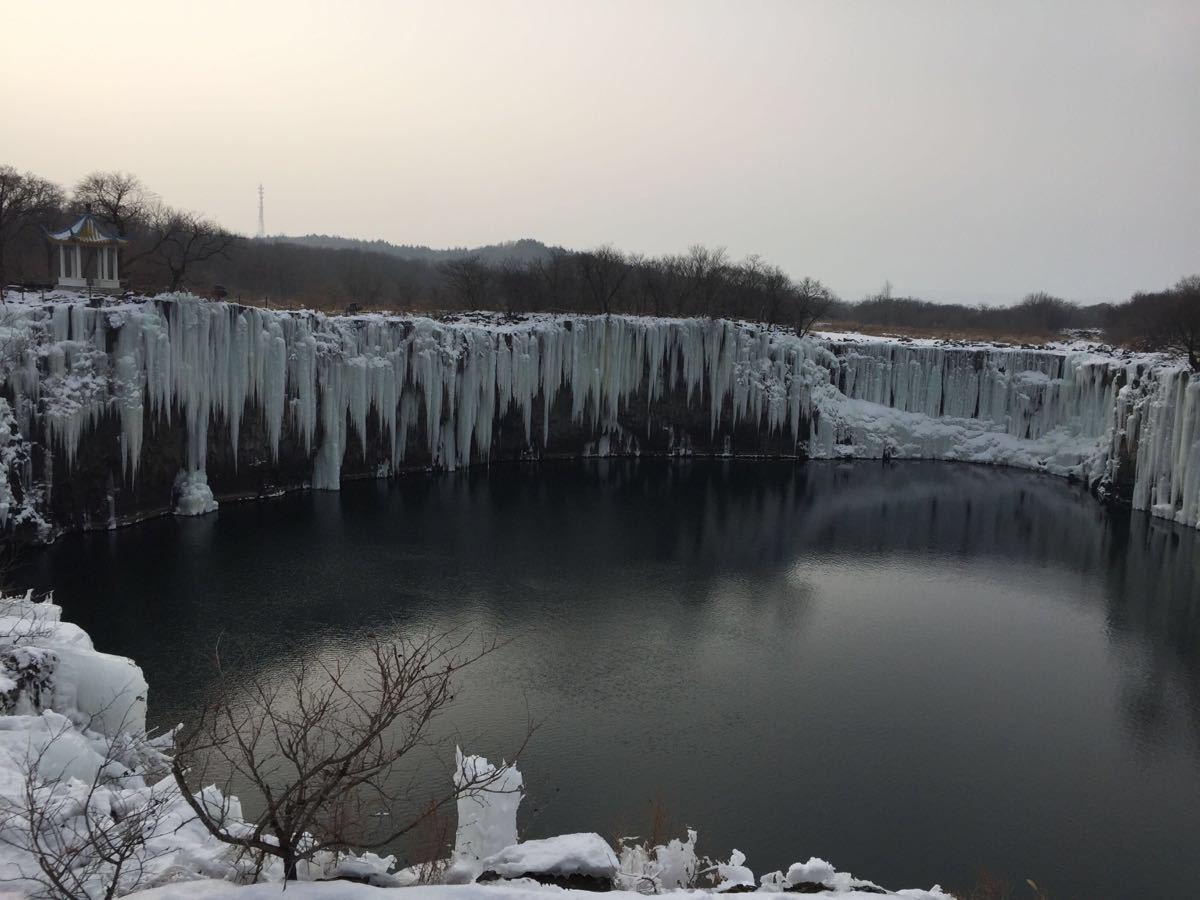 【携程攻略】黑龙江镜泊湖风景区景点