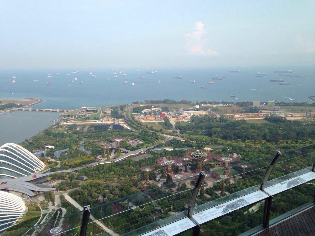 滨海湾花园,新加坡滨海湾花园攻略/地址/图片/门票