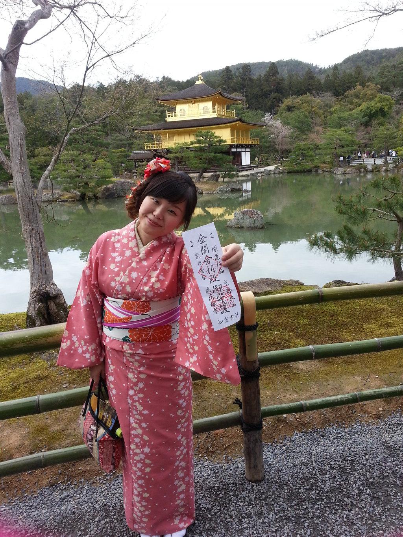 日本樱花季自由行 朋友说是美食美景美女