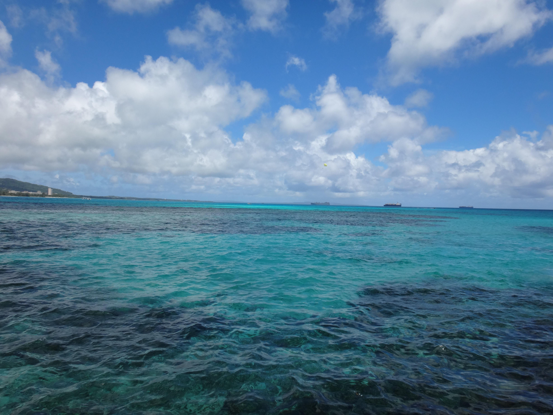 随手拍#深爱那片五色海-北马里亚纳群岛之天宁岛&塞班岛及军舰岛五