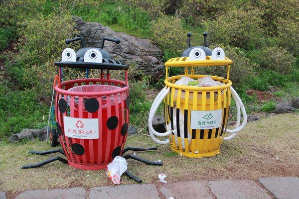 环保垃圾桶创意设计研究图片