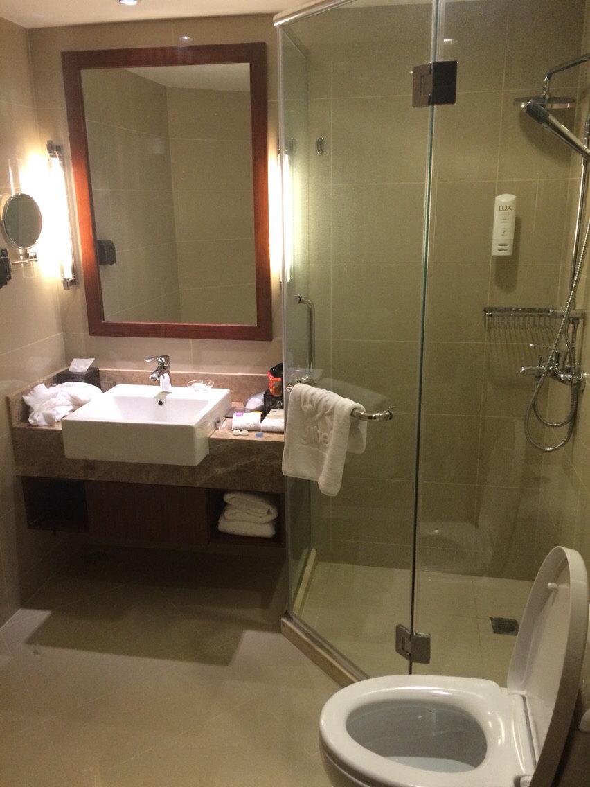 宾馆住宿水单模板