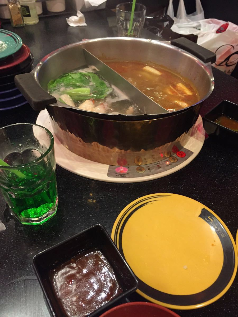 日式火锅自助