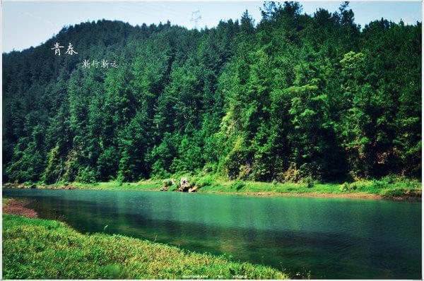 贵州惠水野梅岭森林公园露营游记 附美图幺图片