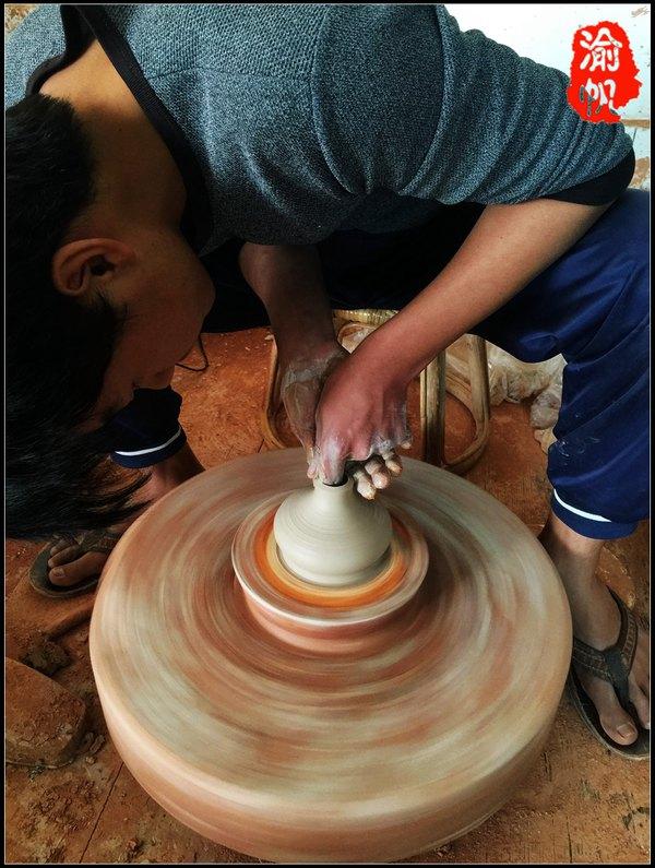 【疯狂的泥巴】走进建水紫陶工坊,揭秘中华名陶技艺 - 渝帆 - 渝帆空间