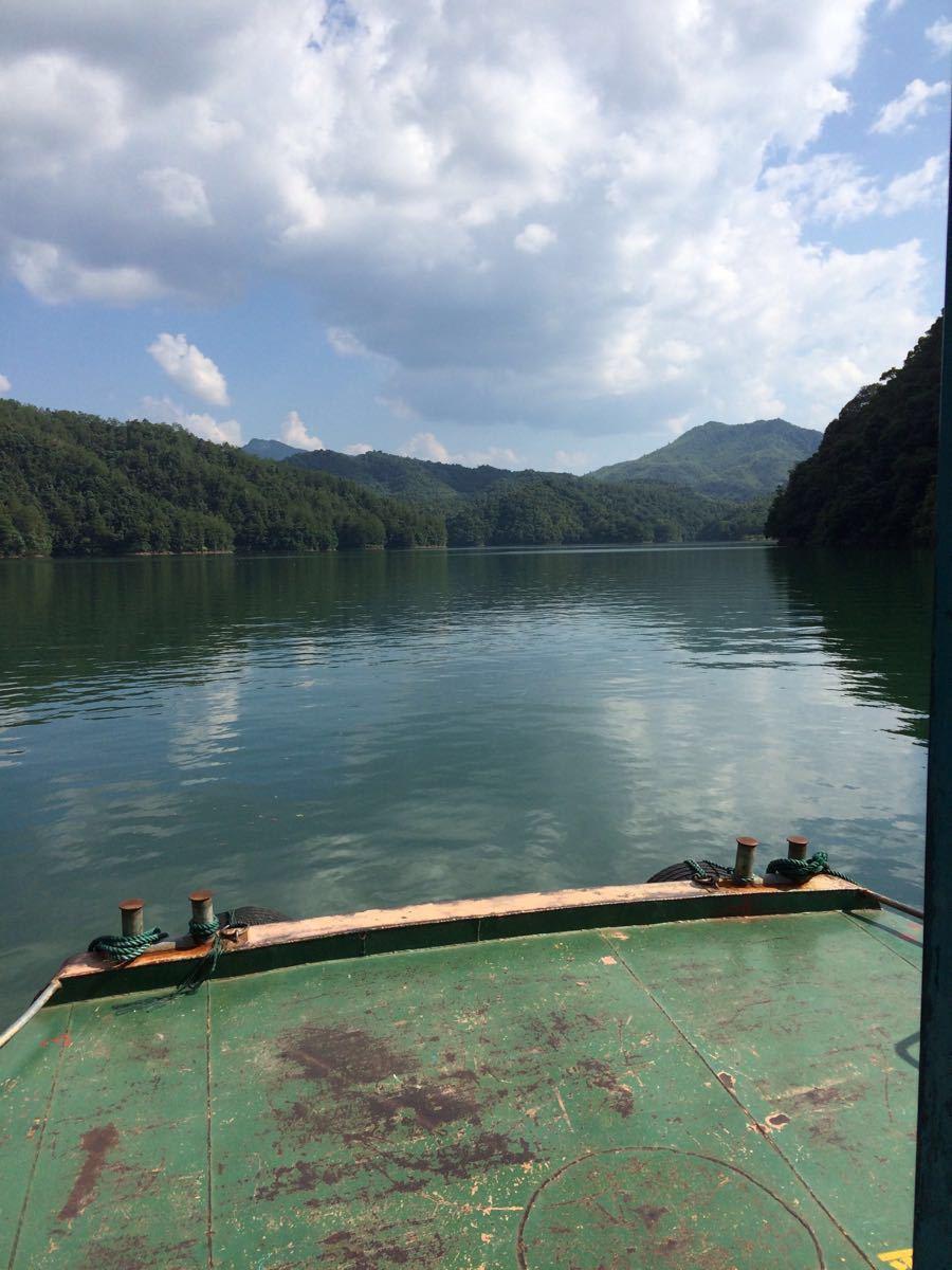 陡水湖风景区,上犹陡水湖风景区攻略/地址/图片/门票