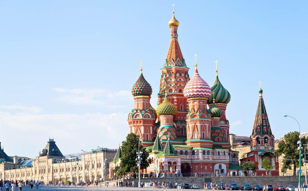 俄罗斯+圣彼得堡7日舒适团队游(俄罗斯航空)