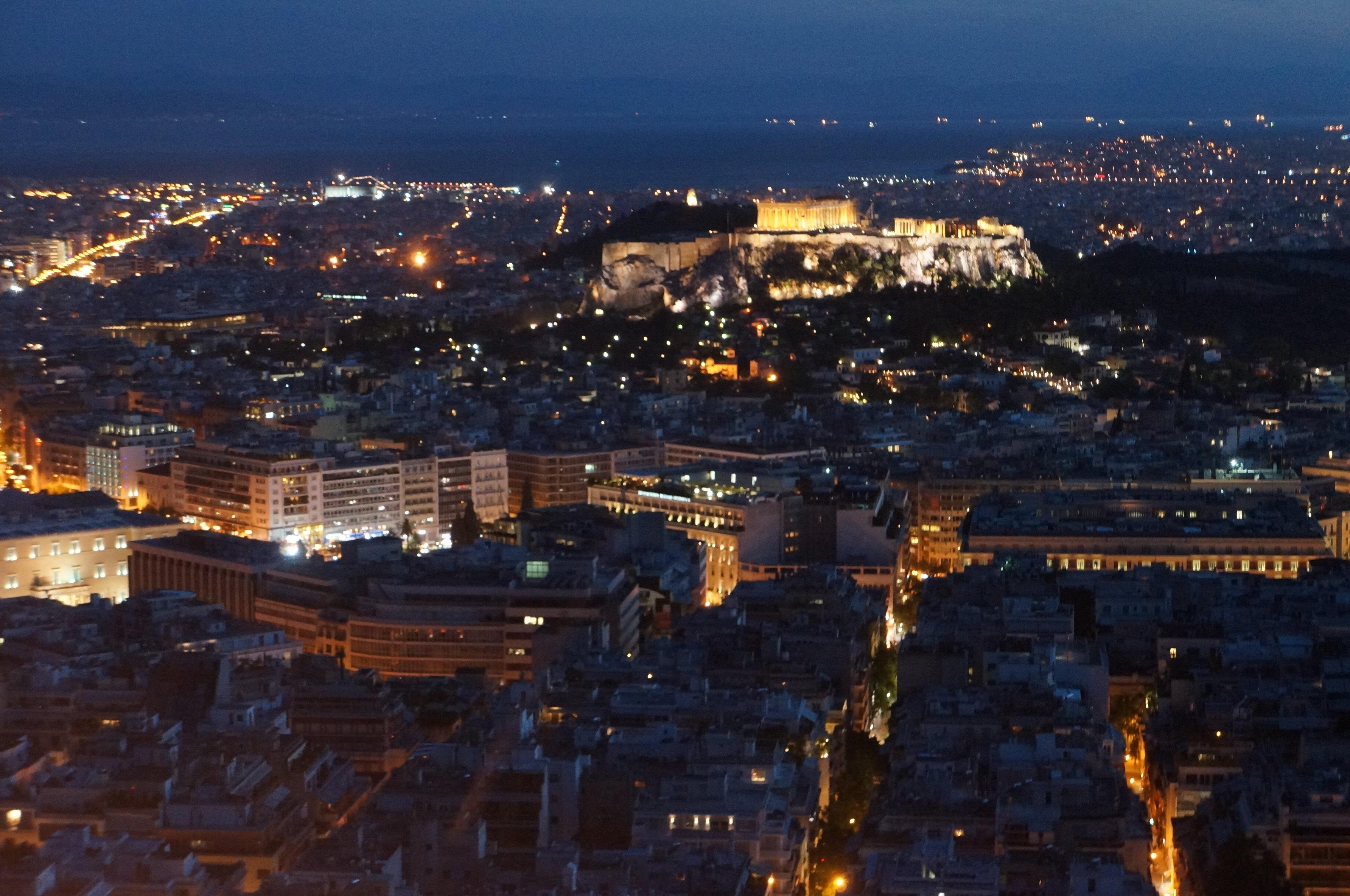 希腊雅典/圣托里尼/米克诺斯岛/梅黛奥拉十一日自由行